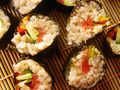 Brown Rice & Quinoa Sushi