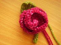 Rose & Leaf